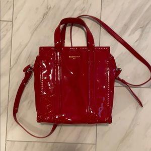 Handbags - Balenciaga tote leather bag